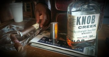 Good times rolling: The smoking hot love affair between cigars and booze has gotten even better
