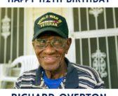 He smokes, he drinks, he enjoys life: America's oldest man turns 112