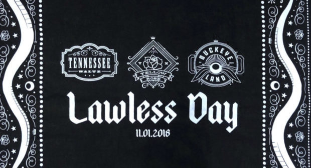 "Crowned Heads ""Lawless Day"" Returned on November 1st"