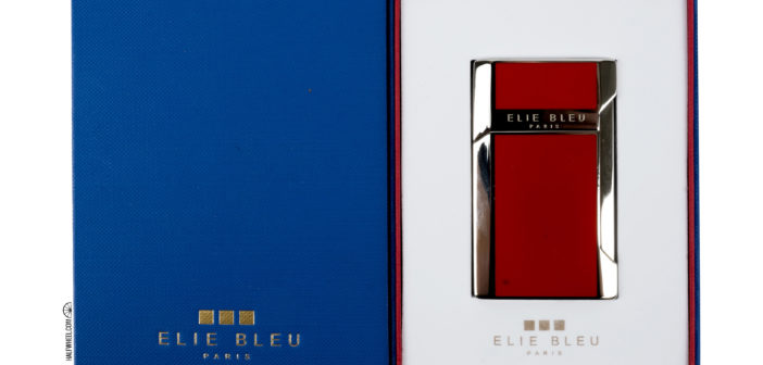 New Product: Elie Bleu Flat Flame Lighter