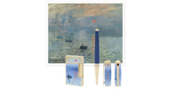 S.T.Dupont Releases Monet Collection