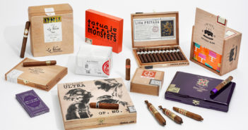 A Curious Collection of Cult Cigars