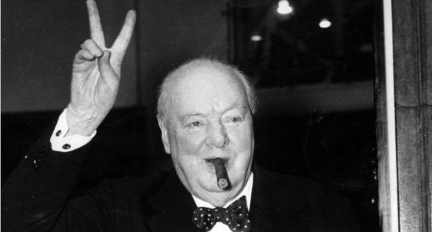Winston Churchill's 'Treasured' Cigar is Sold at Auction