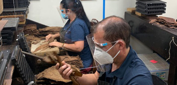 Cigar Factories Around The World Reopen After Closing For Pandemic
