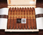 A QR-Code for Every Cigar Box from the Serie V Melanio Line