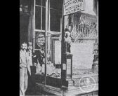 Then & Now: Rice's Cigar Store and Bath Rooms